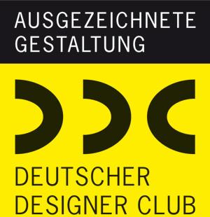 Der DDC Award ist ein international anerkannter Preis für erstklassiges Produktdesign