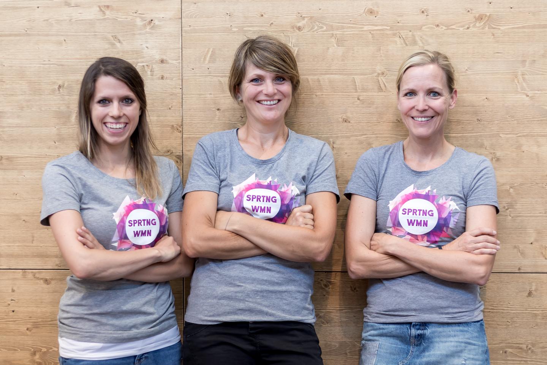 (Frauen)power in Sport und Business