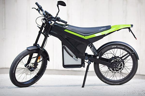 Das E-Moped ELMOTO LOOP: Die starke Alternative zum S-Pedelec?