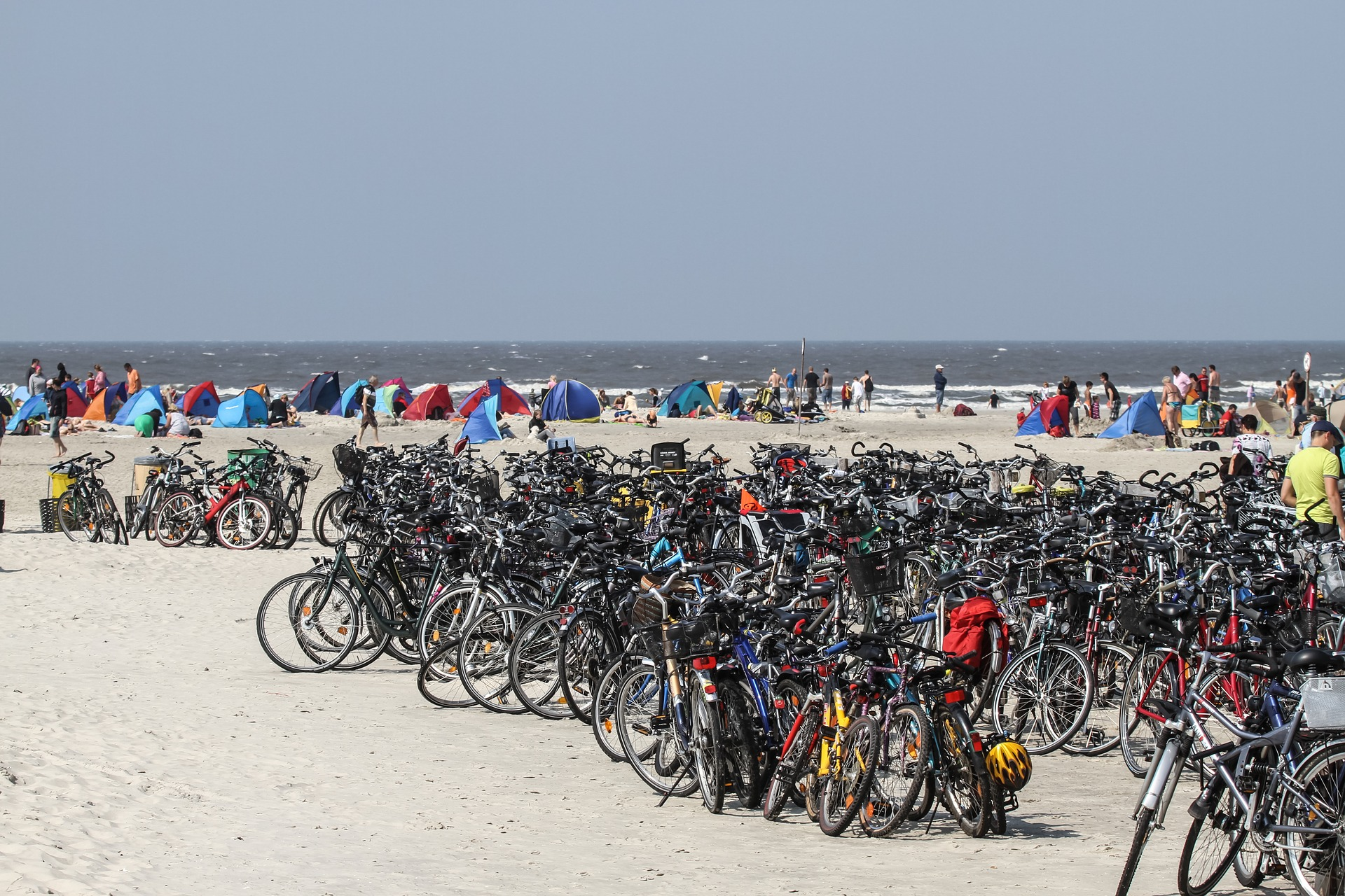 Fünf Gründe, warum Sie diesen Sommer eine Radreise machen sollten
