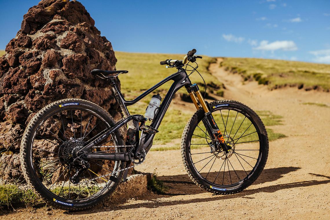 MICHELIN Reifen für anspruchsvolle Mountainbiker