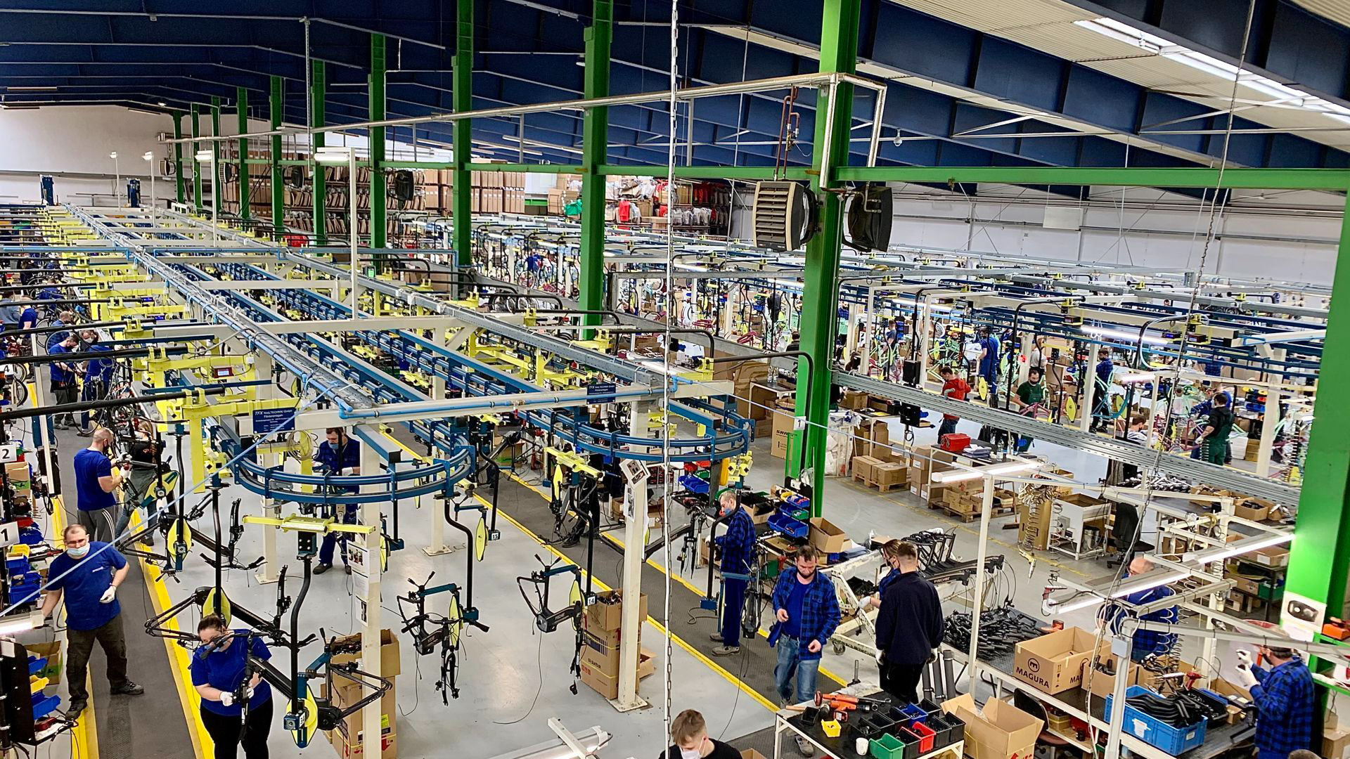 woom holt Fahrrad-Produktion nach Europa zurück
