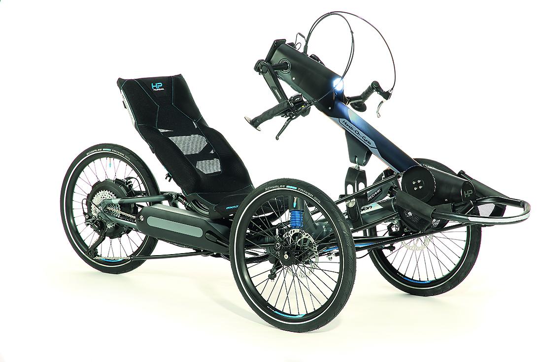 Flotte Dreiräder als Plattform für Handbike