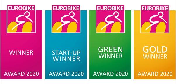 EUROBIKE AWARD 2020