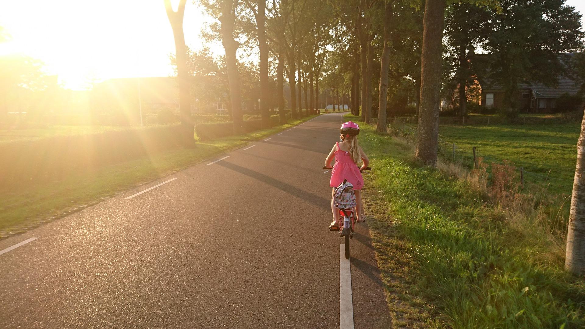 Kinderunfall: Schutzkleidung auf Rädern empfehlenswert