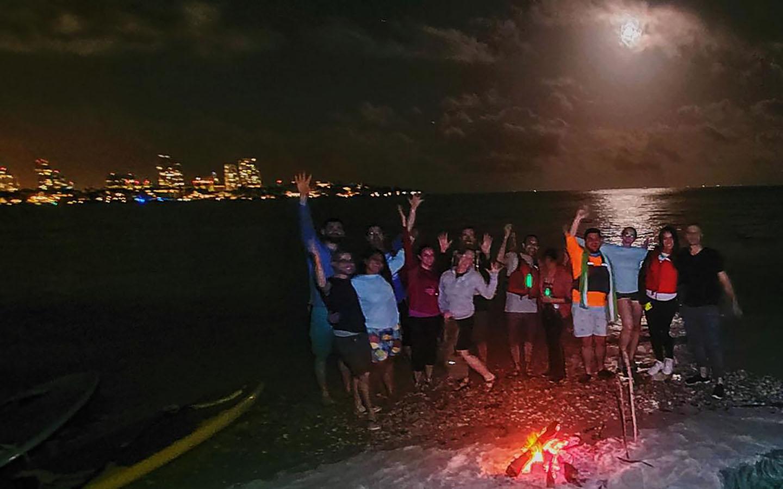 Full Moon Kayak & Paddleboard Tour - Nov 1st & 30th + Dec 1st