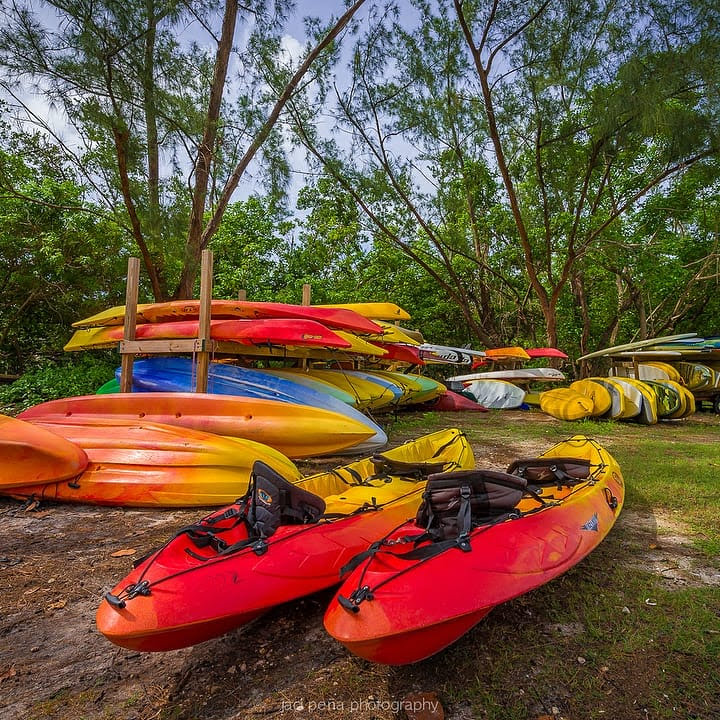 Kayak and Paddleboard Rentals