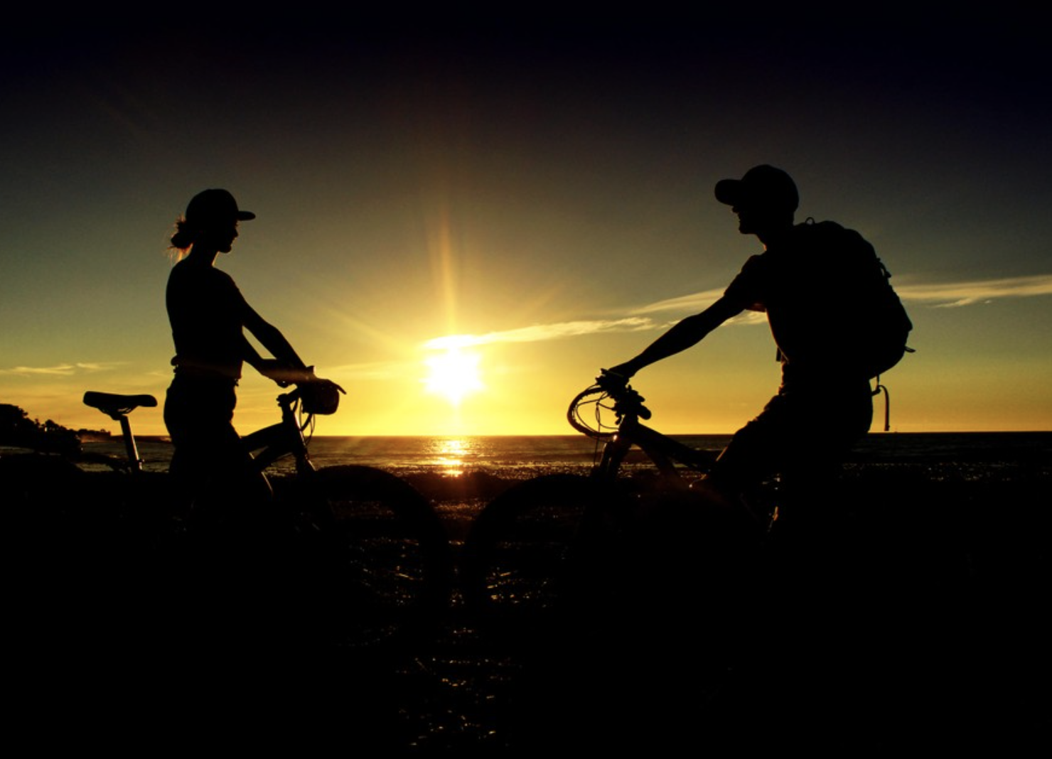 Sunset Bicycle Tours - August 14th, 21st, and 27th