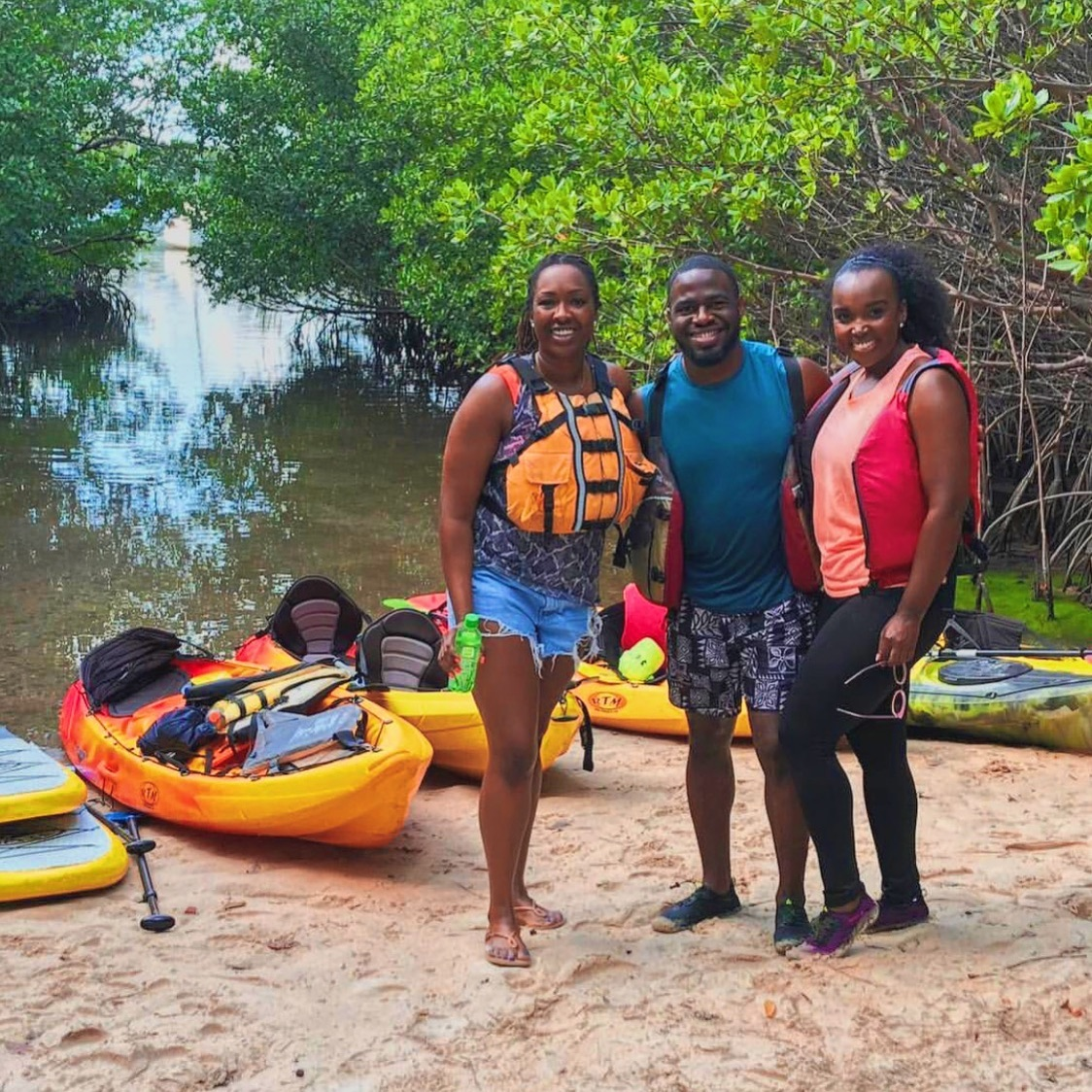Daily Kayak Rentals - Online Reservations available. Walk-ins are welcomed.