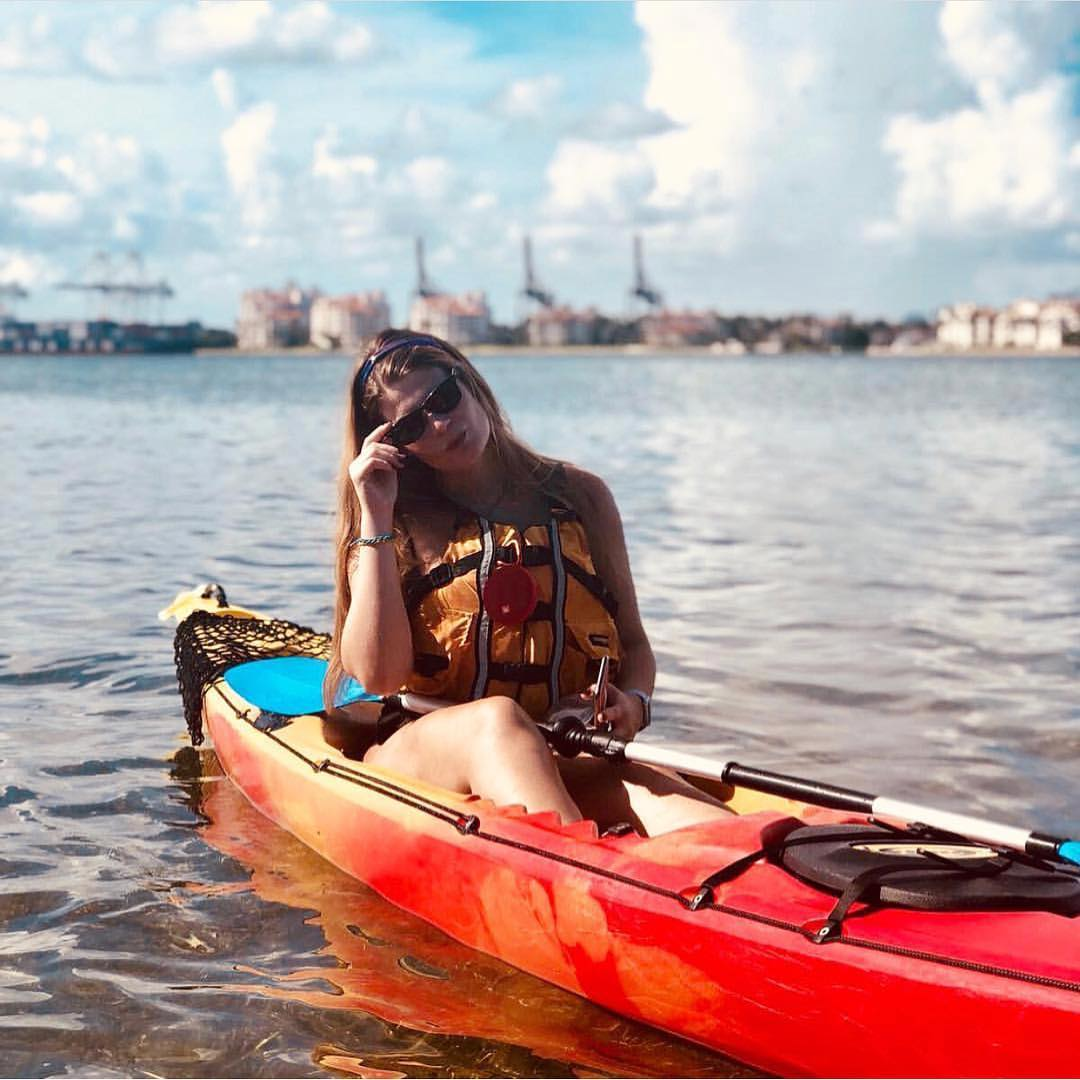 Kayak Lessons ACA Lvl 1