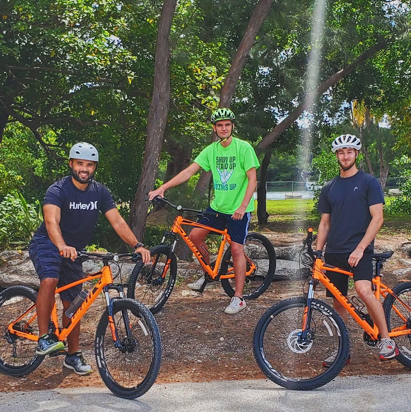 Daily Mountain Bike Rentals - Online Reservations available. Walk-ins are welcomed.