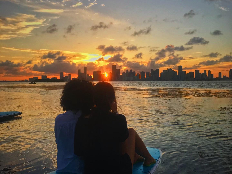 Sunset Kayak & Paddleboard Adventure Tours -Nov 7th, 21st, 25th, & 27th
