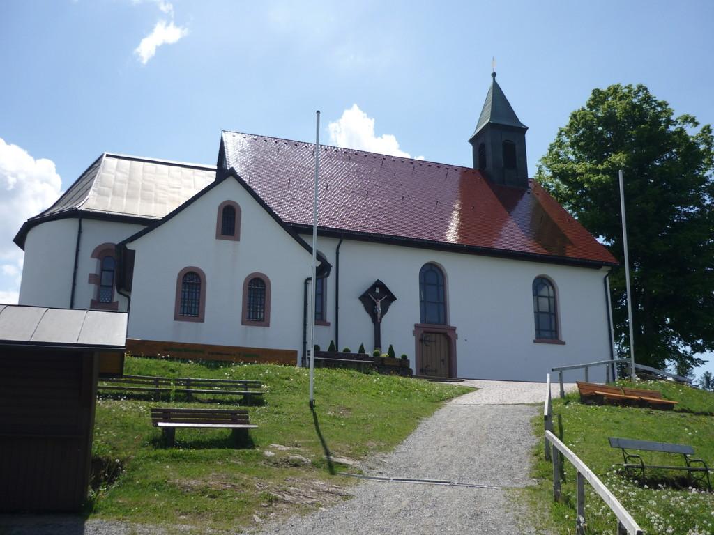 Kapelle auf dem Hörnleberg