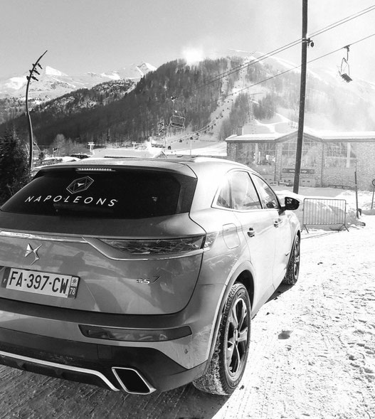 NAPOLEONS SUMMITS DS TEST DRIVES & SHUTLLE SERVICE - France - 2018 & 2019