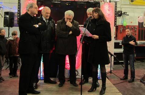 Discours MM. Dupré, Authier, Sylvestre