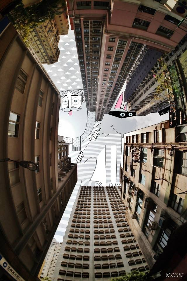 SkyArt HongKong II, 2015