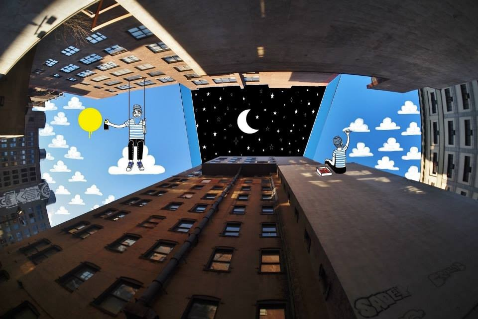 SkyDesign New York I, 2014