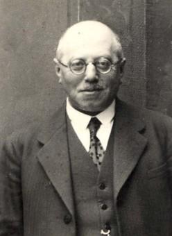 Lehrer Adolf Bauer aus Gedern, Foto: Monica Kingreen, www.vor-dem-holocaust.de