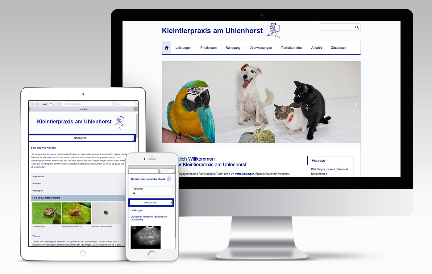 Kleintierpraxis am Uhlenhorst, Berlin