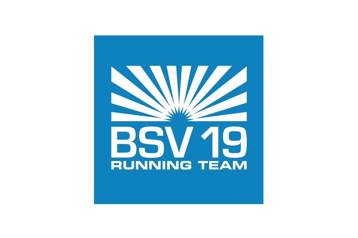 T-Shirt Druck für Laufverein BSV 19, Hamburg