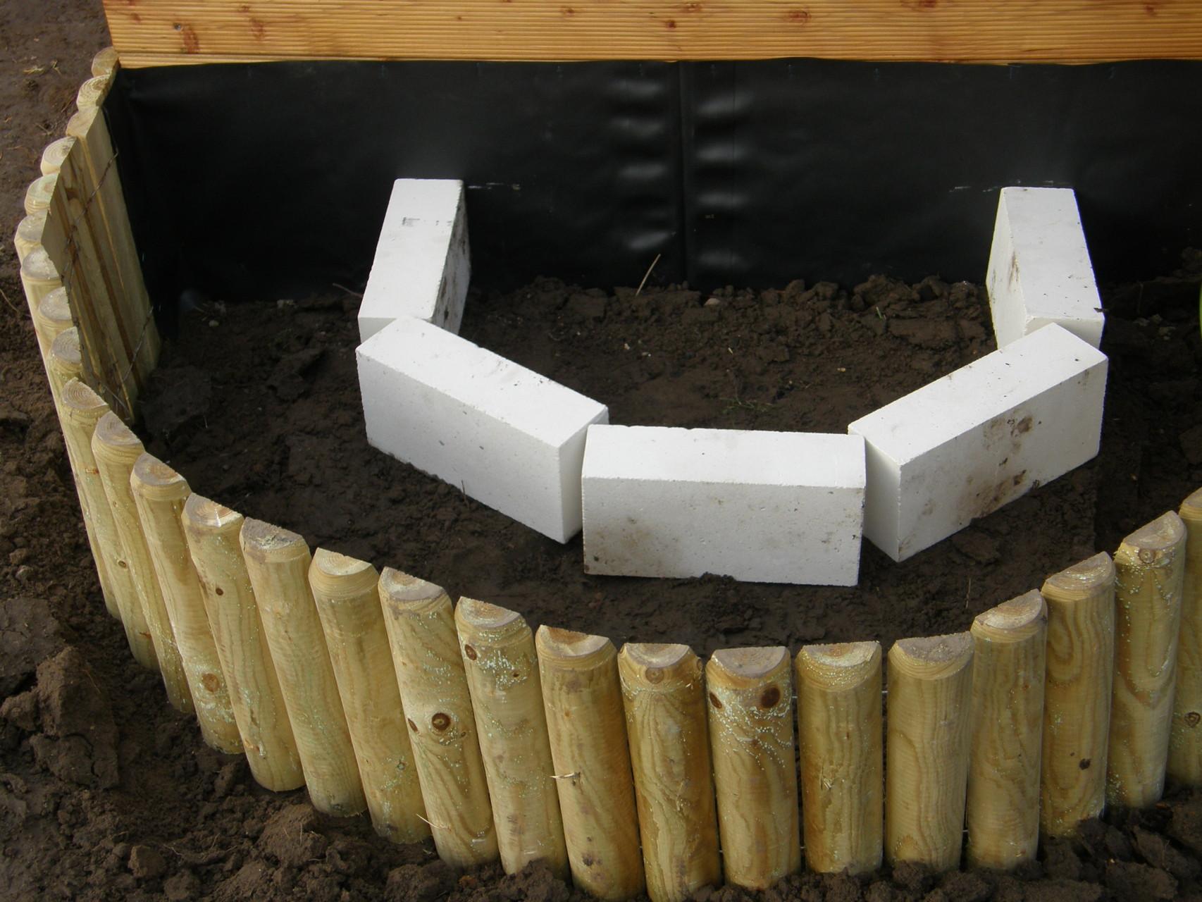 5. Kalksandsteine sind das Fundament für die obere Etage