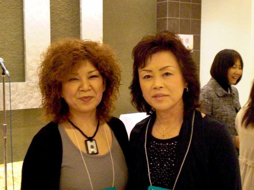 新城さんと坂井さん
