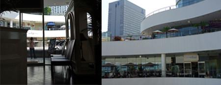 ベイクォーターにもアロハヨコハマサブステージがありました。