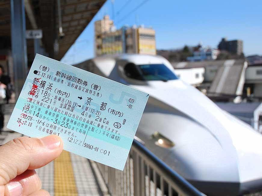 新横浜駅から出発。