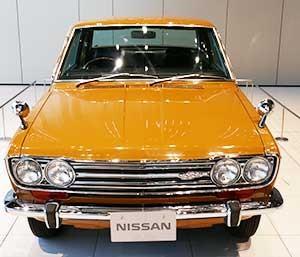 世界のラリーで大活躍した日産の名車ブルーバードSSS。