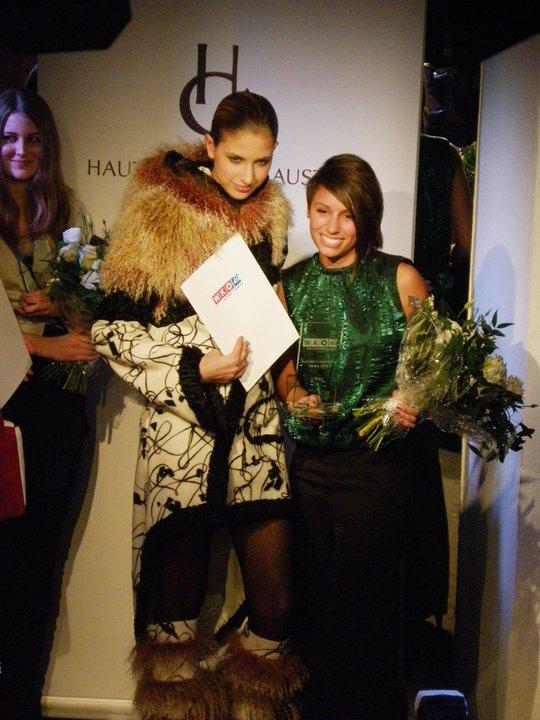 2. Platz Austrian Creative Fur Award 2010