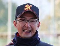 山崎豊 コーチ