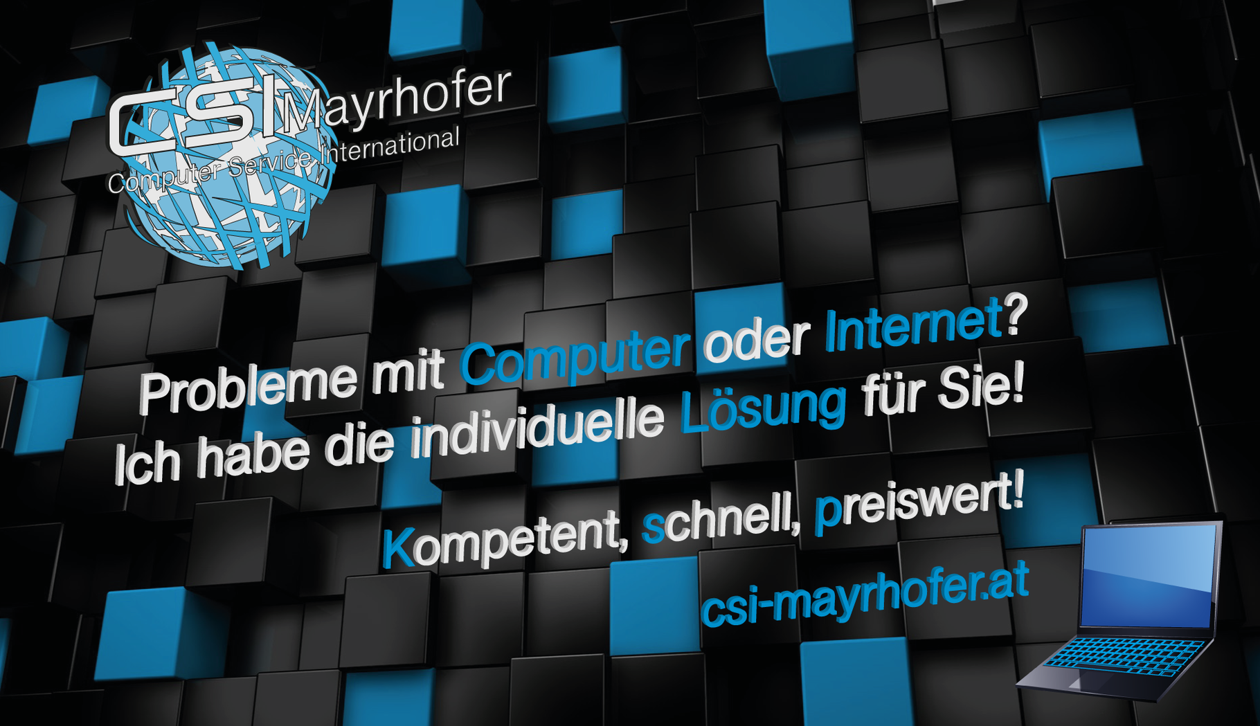 CSI Mayrhofer Wallpaper