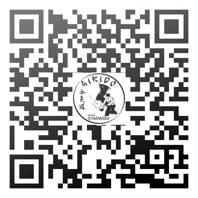 Aikido Schärding QR Code