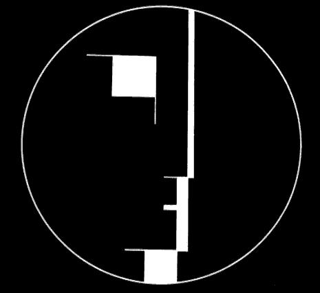 [Quelle: Wikimedia Commons. Bauhaus Logo, gemeinfrei]