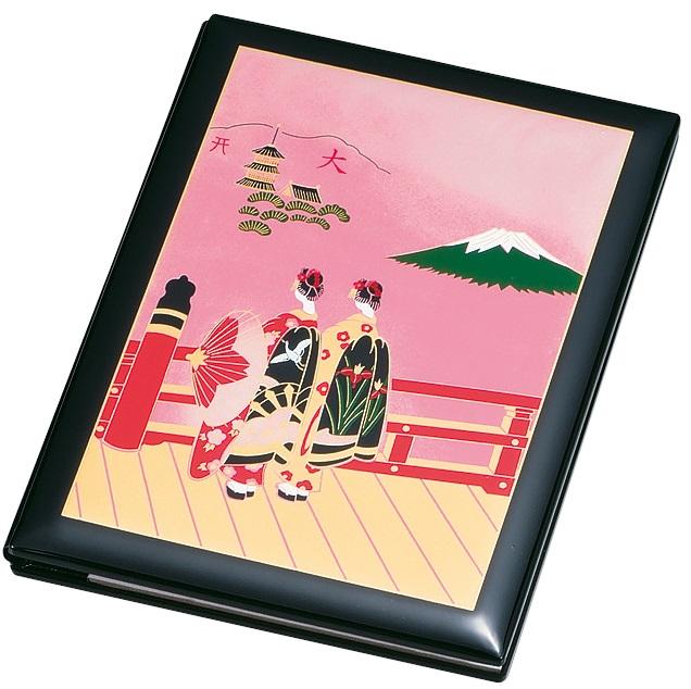 ブック型ピクチャー 京舞妓