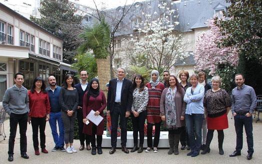 Cours de certification Lingual Liberty by Dr Fillion les 19 et 20 mars 2016. Paris, hôtel Renaissance Trocadéro