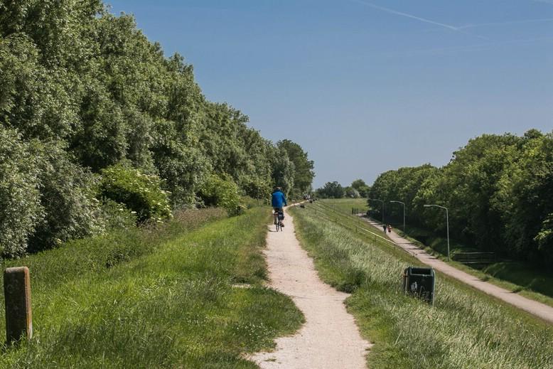 Fahrradtour Oosterschelderoute