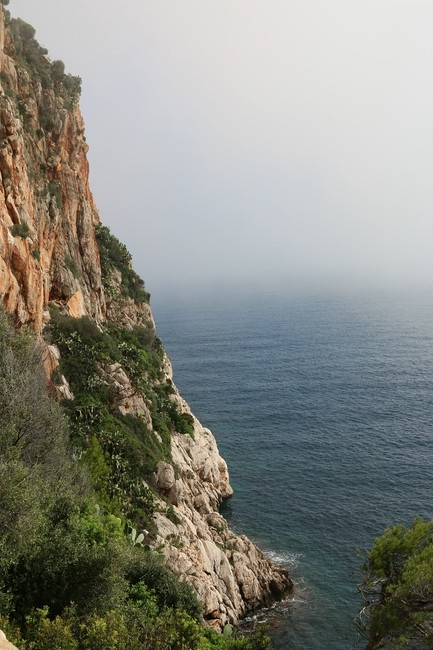 Aussicht Coves de Arta