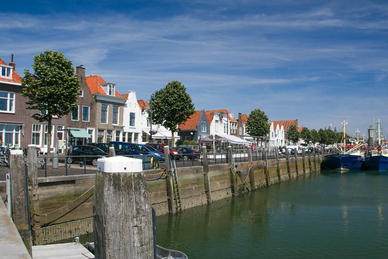 Fahrradtour Oosterschelderoute, Zierikzee, Nieuwe Haven