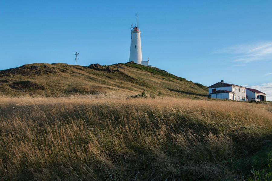 Leuchtturm von Gunnuhver