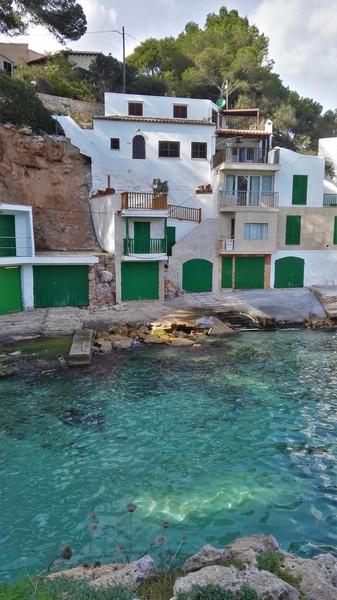 Cala Santanayi, Mallorca