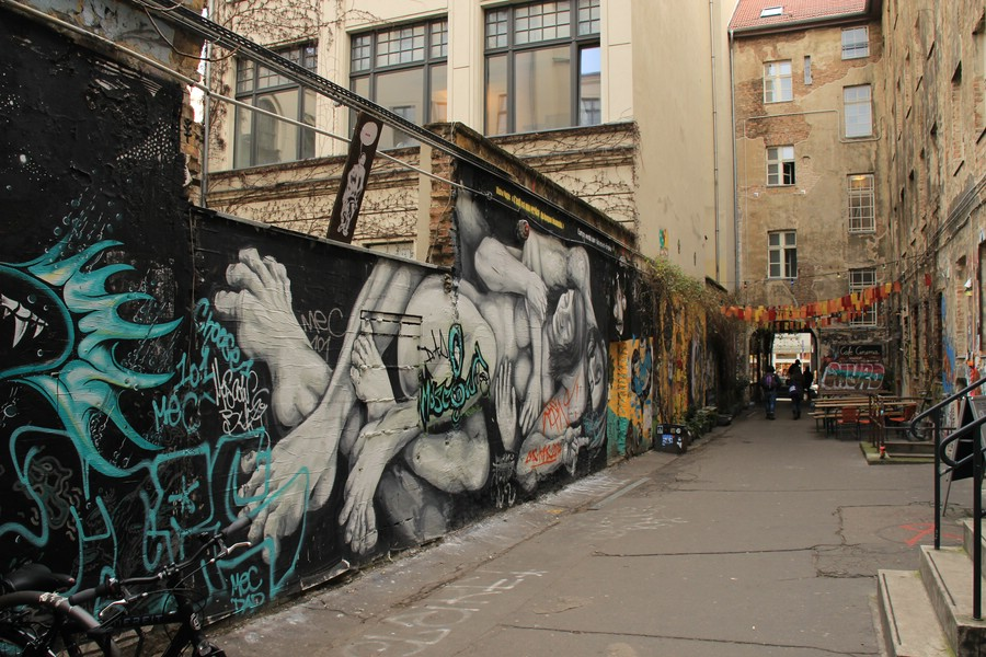 street art graffiti berlin