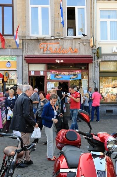 Niederlands älteste Friture Reitz
