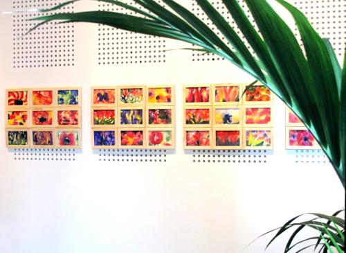 Sylvie Lander-peinture-l'Évasion-Sélestat-exposition-#SylvieLander