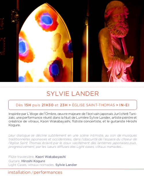 Sylvie Lander-nuit de lumiere-strasbourg-2017