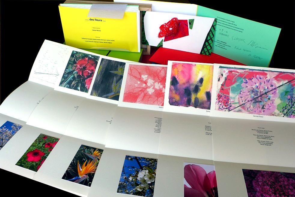 Sylvie Lander-peinture-éditions, livre