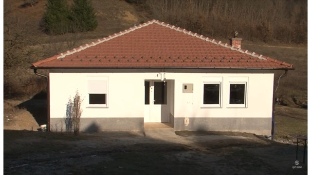 Das neue Haus der Familie Marashi