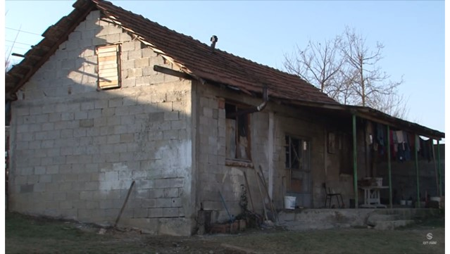 Das alte Haus der Familie Marashi