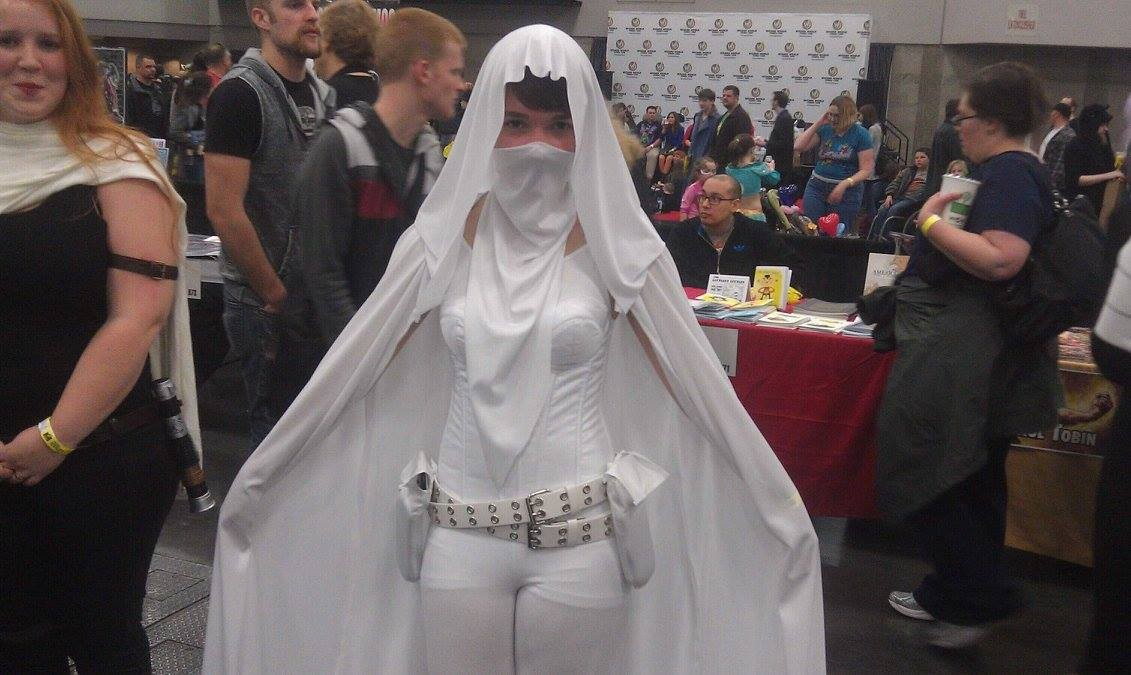 GHOST cosplay