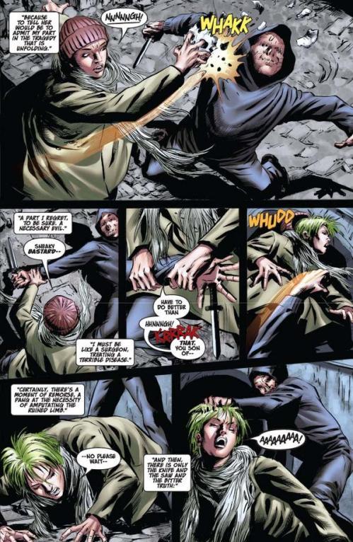 Vampirella #15 -- page 7 (script: Trautmann / art: Malaga)